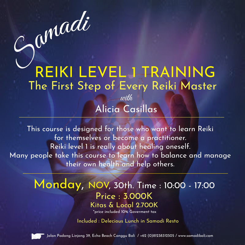 Reiki in samadi