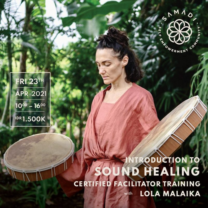 Intoduction to soundhealing